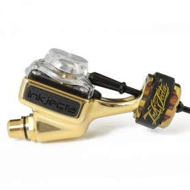 Inkjecta Flite Nano Elite - Limited Polished Brass