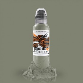 World Famous Ink 30ml - Muted Storms - Hail