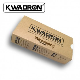 KWADRON® Needles Round Shader 15 - 0,35 Long Taper
