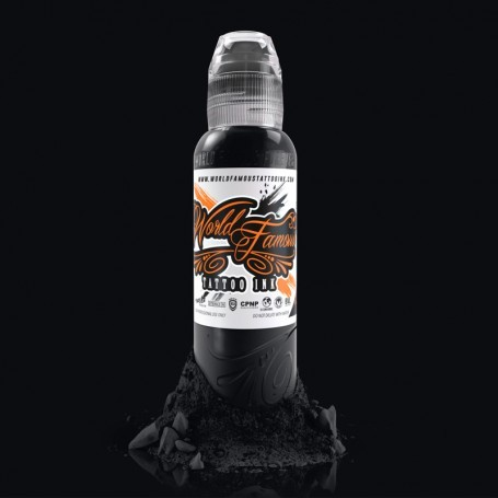 World Famous Ink - Black Outlining - 240ml (8oz)