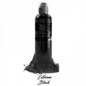 World Famous Ink - Extreme Black Silvano Fiato - 120ml (4oz)