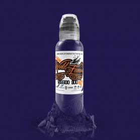 World Famous Ink 30ml - Amsterdam Purple
