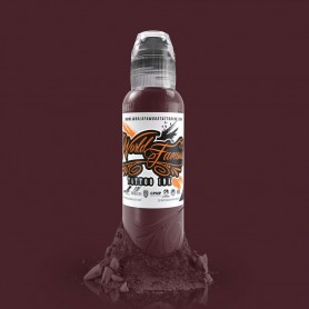 World Famous Ink 30ml - Burgundy Wine