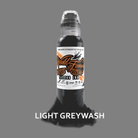 World Famous Ink 30ml - Five Stage - Light Greywash