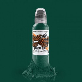 World Famous Ink 30ml - Jay Freestyle Green