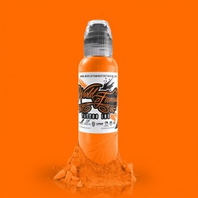 World Famous Ink 30ml - Jay Freestyle Orange