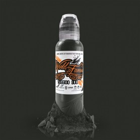 World Famous Ink 30ml - Muted Storms - Hurricane