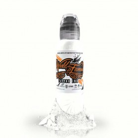 World Famous Ink 30ml - Portrait White