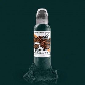 World Famous Ink 30ml - Rain Forest