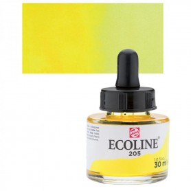 Talens - Ecoline 205 Lemon Yellow Primary 30ml