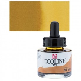 Talens - Ecoline 227 Yellow Ochre 30ml