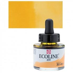 Talens - Ecoline 231 Gold Ochre 30ml