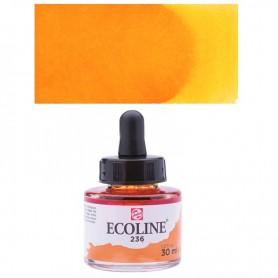 Talens - Ecoline 236 Light Orange 30ml