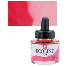 Talens - Ecoline 318 Carmine 30ml
