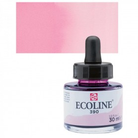 Talens - Ecoline 390 Pastel Rose 30ml
