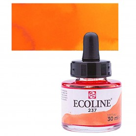 Talens - Ecoline 237 Deep Orange 30ml