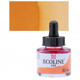 Talens - Ecoline 245 Saffron Yellow 30ml