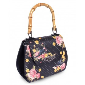 Borsa Sparrows Black
