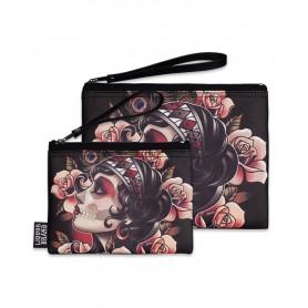 Set 2 Pochette Gypsy Rose