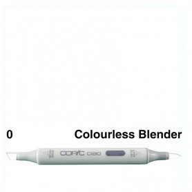 0 Copic Ciao Colorless Blender