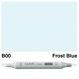 B00 Copic Ciao Frost Blue
