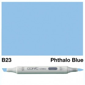 B23 Copic Ciao Phthalo Blue
