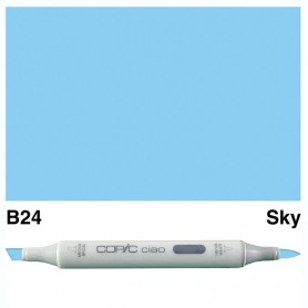 B24 Copic Ciao Sky