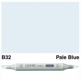 B32 Copic Ciao Pale Blue