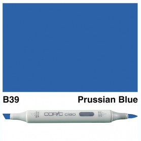 B39 Copic Ciao Prussian Blue