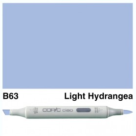 B63 Copic Ciao Light Hydrangea