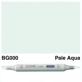 BG000 Copic Ciao Pale Aqua