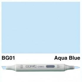 BG01 Copic Ciao Aqua Blue
