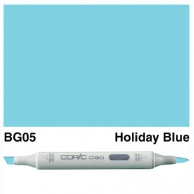 BG05 Copic Ciao Holiday Blue