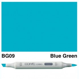 BG09 Copic Ciao Blue Green