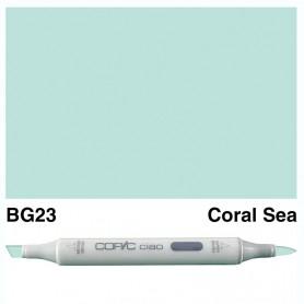 BG23 Copic Ciao Coral Sea