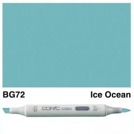 BG72 Copic Ciao Ice Ocean