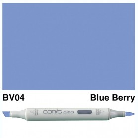 BV04 Copic Ciao Blue Berry