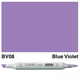 BV08 Copic Ciao Blue Violet