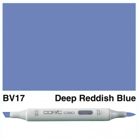 BV17 Copic Ciao Deep Reddish Blue