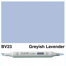 BV23 Copic Ciao Grayish Lavender