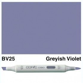 BV25 Copic Ciao Grayish Violet