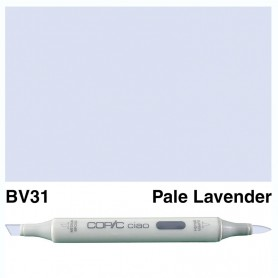BV31 Copic Ciao Pale Lavender