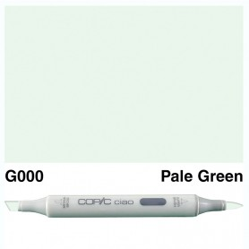 G000 Copic Ciao Pale Green