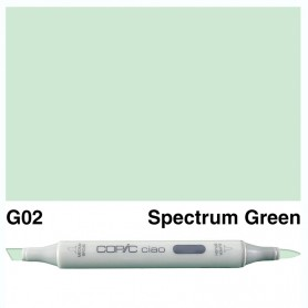 G02 Copic Ciao Spectrum Green