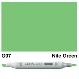 G07 Copic Ciao Nile Green