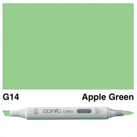 G14 Copic Ciao Apple Green