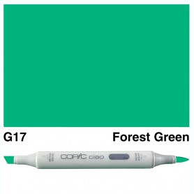 G17 Copic Ciao Forest Green