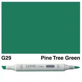 G29 Copic Ciao Pine Tree Green