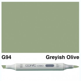 G94 Copic Ciao Grayish Olive