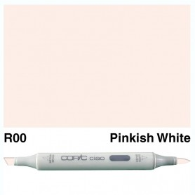 R00 Copic Ciao Pinkish Withe